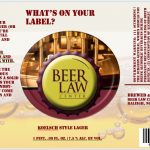What's on your label?