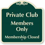 Private Clubs in NC