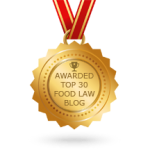Congrats to us! Beer Law Center named one of Top 30 Food Law Blogs