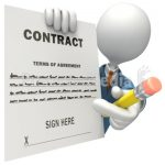 Quick Tips on Contracts